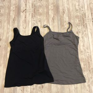 Bundle of two Flexees shape wear tank tops